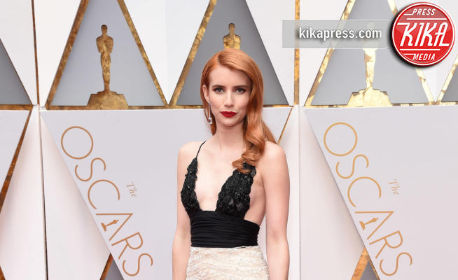 Emma Roberts - Hollywood - 26-02-2017 - Oscar 2017, gli stilisti sul red carpet