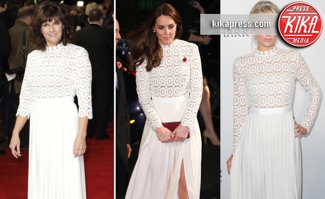 Sian Reeves, Kate Middleton, Paris Hilton - 13-03-2017 - Chi lo indossa meglio? Sian Reeves, Kate Middleton, Paris Hilton