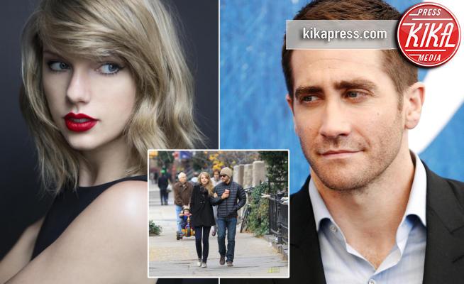 Taylor Swift, Jake Gyllenhaal - Los Angeles - 13-03-2017 -