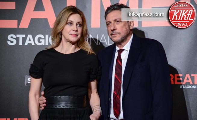 Margherita Buy, Sergio Castellitto - Roma - 15-03-2017 - In Treatment, Margherita Buy in cura da Sergio Castellitto