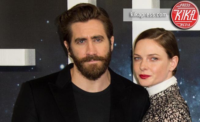 Rebecca Ferguson, Jake Gyllenhaal - Londra - 16-03-2017 - Ecco il cast di Life, in uscita in Italia il 23 marzo