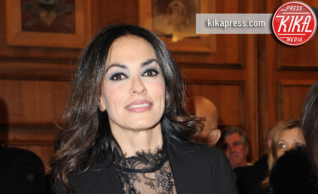 Maria Grazia Cucinotta - Cortina d'Ampezzo - 23-03-2017 - Cortinametraggio, Maria Grazia Cucinotta contro il femminicidio