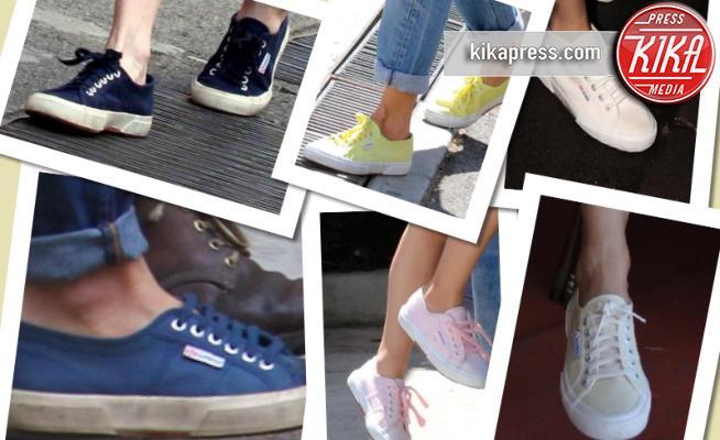 outlet store 5d0b9 16060 Da Torino con furore: le Superga sono le scarpe delle star ...