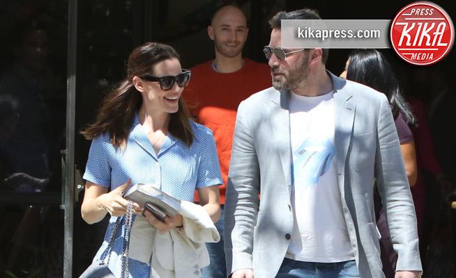 Jennifer Garner, Ben Affleck - Palisades - 15-04-2017 - Ben Affleck-Jen Garner: Pasqua insieme nonostante il divorzio