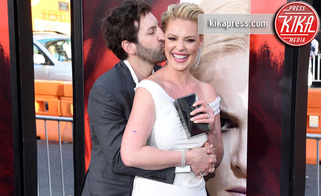 Josh Kelley, Katherine Heigl - Hollywood - 18-04-2017 - Katherine Heigl, un figurino a quattro mesi dal parto
