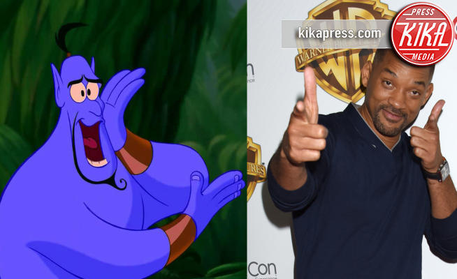 Will Smith - 20-04-2017 - Will Smith sarà il Genio nel remake di Aladdin