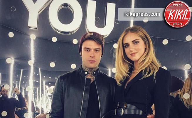 Fedez, Chiara Ferragni - Milano - 10-10-2016 - X Factor 11: Chiara Ferragni sul tavolo dei giudici