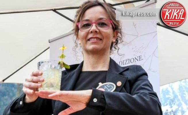 Irene Deiara - Aosta - 07-04-2017 - Irene Deiara: la miglior barlady d'Italia col cocktail Marisalv