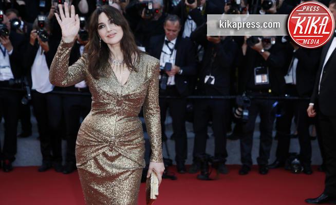 Monica Bellucci - Cannes - 23-05-2017 - Cannes festeggia 70 anni: sul red carpet la crème de la crème