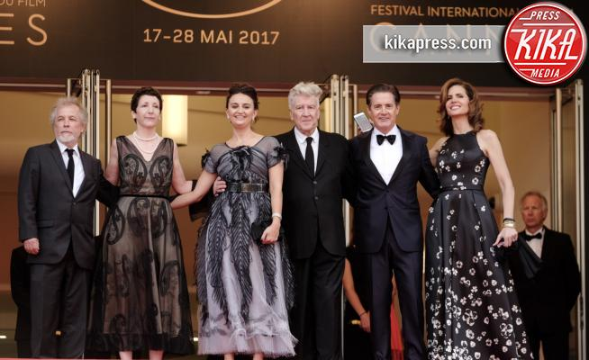 Cannes 2017: sul red carpet rivive Twin Peaks