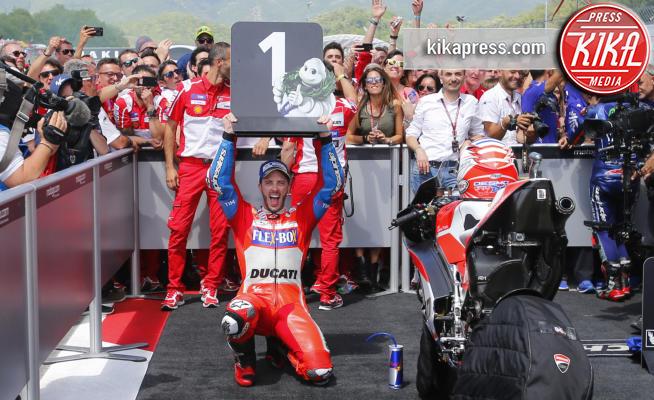 Mugello, Andrea Dovizioso - Mugello - 04-06-2017 - Moto GP: le immagini del Mugello. Vince Dovizioso