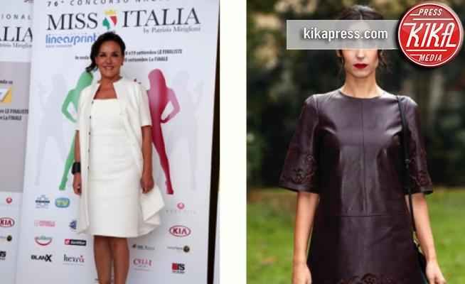 Patrizia Mirigliani, Caterina Balivo - Milano - 20-11-2014 - Caterina Balivo incenerita da Patrizia Mirigliani, ecco perché