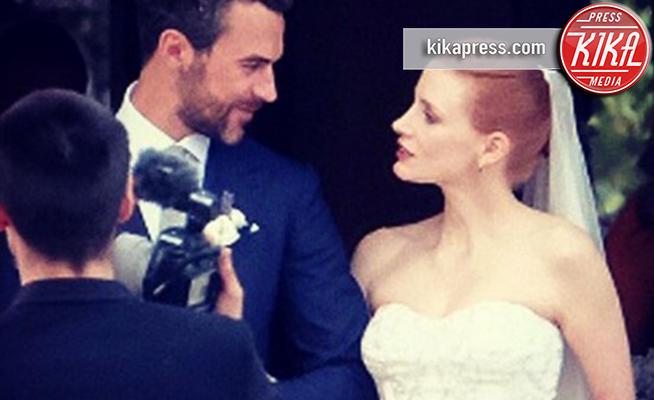 super popular 01563 fce86 Da Jessica Chastain a Pippa: gli abiti da sposa delle star ...