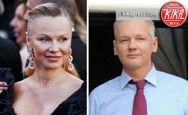 Pamela Anderson-Julian Assange: tutta le verità in una lettera