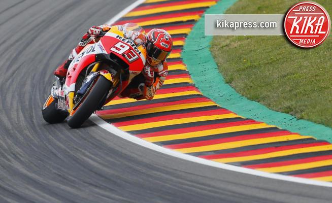 Marc Marquez - Sachsenring - 01-07-2017 - Motogp Sachsenring: Marquez in pole position