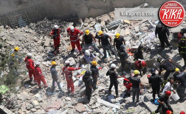 Crollo palazzo Torre Annunziata - Napoli - 07-07-2017 - Palazzo crollato a Torre Annunziata: le foto delle 8 vittime