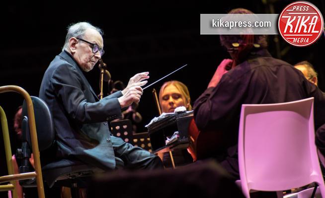 Ennio Morricone - Lucca - 09-07-2017 - Lucca Summer Festival: tocca al premio Oscar Ennio Morricone