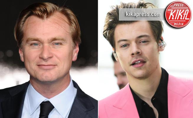 Harry Styles, Christopher Nolan - Los Angeles - 11-07-2017 - Christopher Nolan:
