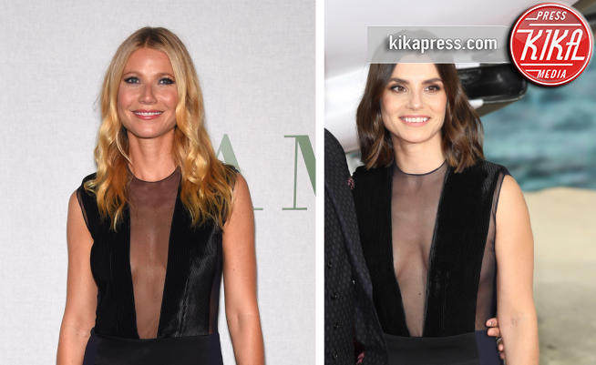 Charlotte Riley, Gwyneth Paltrow - 14-07-2017 - Chi lo indossa meglio? Gwyneth Paltrow e Charlotte Riley