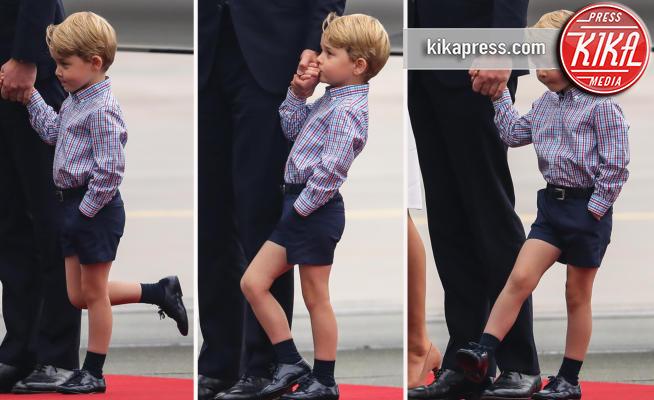Baby George in Polonia: la danza del disagio e imbarazzo