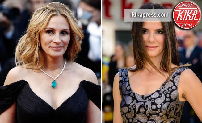 Sandra Bullock, Julia Roberts - Los Angeles - 19-07-2017 - Dal cinema alla tv: quando la star si dà al piccolo schermo