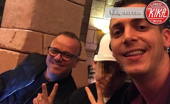 Claudio D'Alessio, Gigi D'Alessio - Roma - Anna e Gigi in crisi: ecco la verità di Claudio D'Alessio