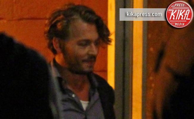 Johnny Depp - Vancouver - 28-07-2017 - Johnny Depp diventa professore per Richard Says Goodbye