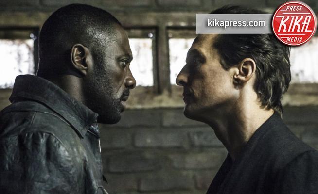 Idris Elba, Matthew McConaughey - Los Angeles - 04-08-2017 - La Torre Nera (uscita italiana 10 agosto 2017)