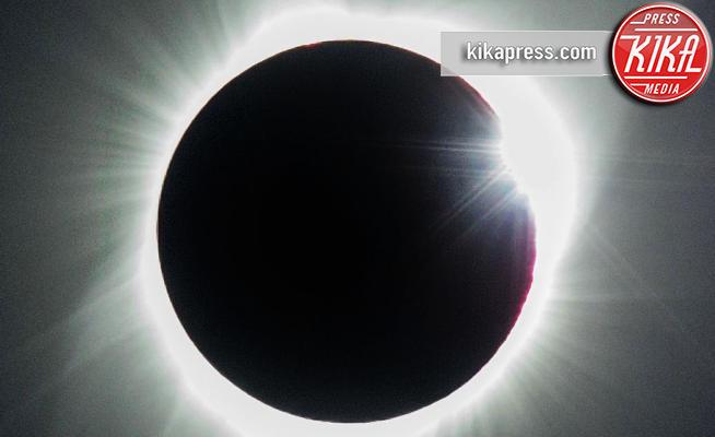 eclissi solare - Stati Uniti - 21-08-2017 - L'eclissi solare del secolo, le immagini più spettacolari