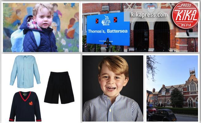 Principe George - Londra - 24-08-2017 - Baby George: tutti i dettagli della nuova vita scolastica