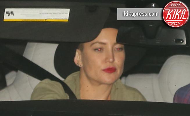 Kate Hudson - Malibu - 23-08-2017 - Kate Hudson ha un diavolo per... cappello