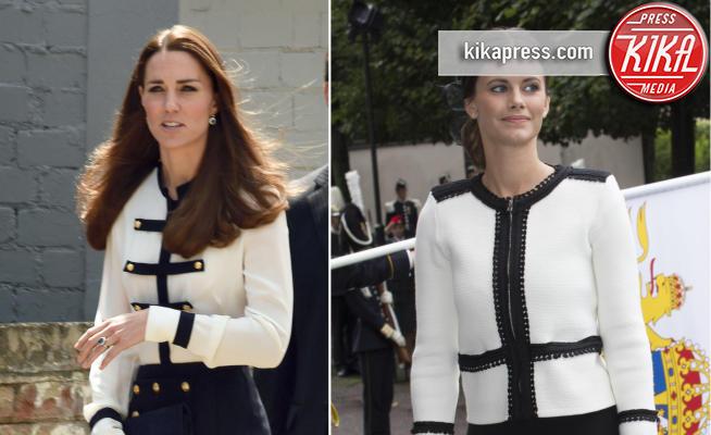 Sofia Hellqvist, Kate Middleton - 31-08-2017 - Chi lo indossa meglio? Kate Middleton e Sofia di Svezia