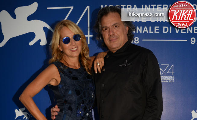 Evento eVe, tino vettorello, Jo Squillo - Venezia - 31-08-2017 - Venezia74: eVe e Jo Squillo, basta alla violenza sulle donne
