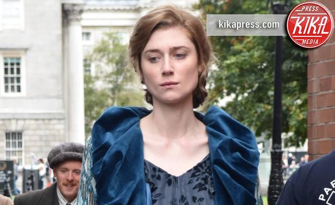Elizabeth Debicki - Dublino - 04-09-2017 - Gemma Arterton ed Elizabeth Debicki sono Vita & Virginia