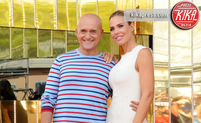Alfonso Signorini, Ilary Blasi - Roma - 08-09-2017 - Ilary Blasi ancora al timone del Grande Fratello Vip