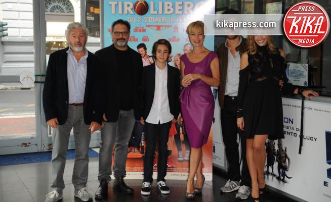 Il Cast - Roma - 11-09-2017 - Tiro Libero, sport e carattere nel film di Alessandro Valori