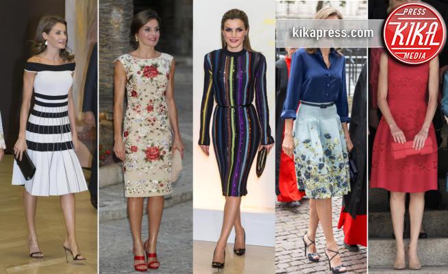 Letizia Ortiz - 11-09-2017 - Letizia di Spagna, regina di stile con genio e... regolatezza!