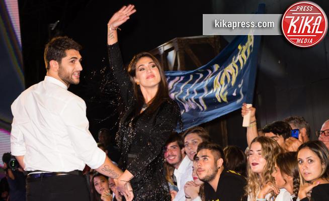 Jeremias Rodriguez, Cecilia Rodriguez - Roma - 11-09-2017 - Gf Vip 2, il bacio saffico imperdibile tra Belen e Ilary Blasi