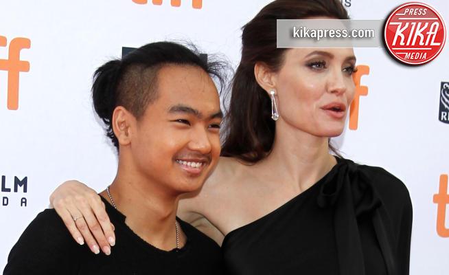 Maddox Jolie-Pitt, Angelina Jolie - Toronto - 11-09-2017 - Maddox Jolie-Pitt e la sua esperienza sul set con la madre