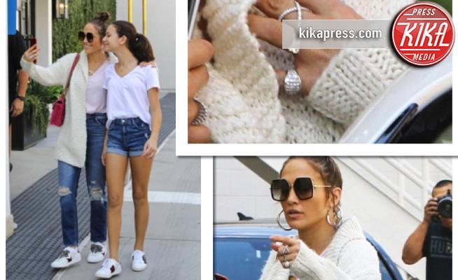 Jennifer Lopez - Beverly Hills - 12-09-2017 - Jennifer Lopez, prove di famiglia allargata