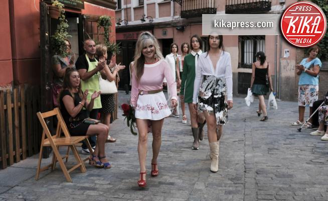 Sfilata Maria Lafuente, Maria Lafuente, Model - Madrid - 12-09-2017 - Madrid Fashion Week: la sfilata Maria Lafuente