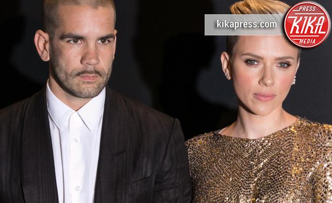 Romain Dauriac, Scarlett Johansson - Los Angeles - 20-02-2015 - Scarlett Johansson e Romain Dauriac hanno divorziato