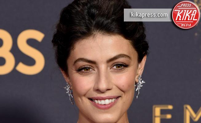 Alessandra Mastronardi - Los Angeles - 18-09-2017 - Emmy 2017: come brillano i gioielli delle star!