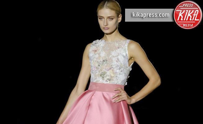 Sfilata Hannibal Laguna, Model - Madrid - 18-09-2017 - Madrid Fashion Week: la sfilata di Hannibal Laguna