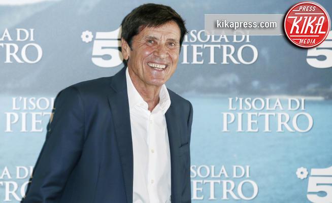 Gianni Morandi - Milano - 21-09-2017 - Gianni Morandi torna alla fiction con L'isola di Pietro
