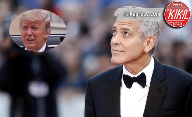 George Clooney - Venezia - 02-09-2017 - George Clooney, preghiera per gli USA contro Donald Trump
