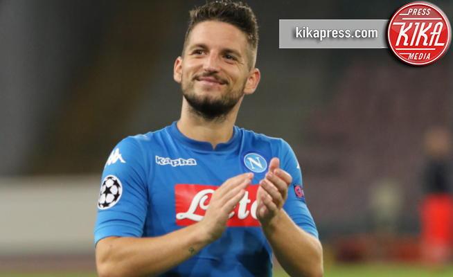 Dries Mertens - Napoli - 26-09-2017 - Napoli-Feyenoord 3 a 1: decidono i tre tenori