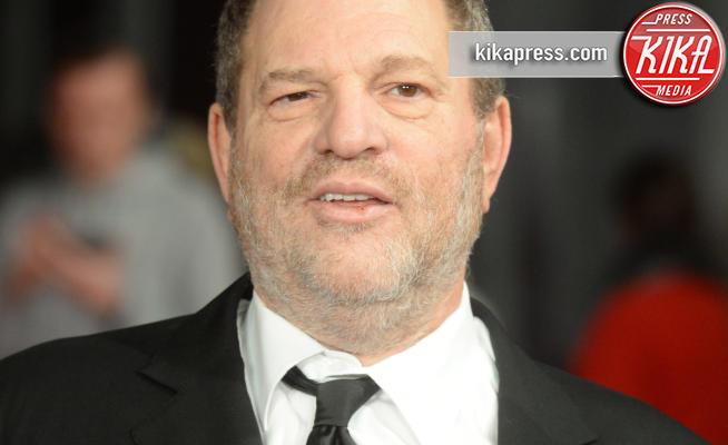 Harvey Weinstein - Londra - 28-10-2015 - Harvey Weinstein si dichiara