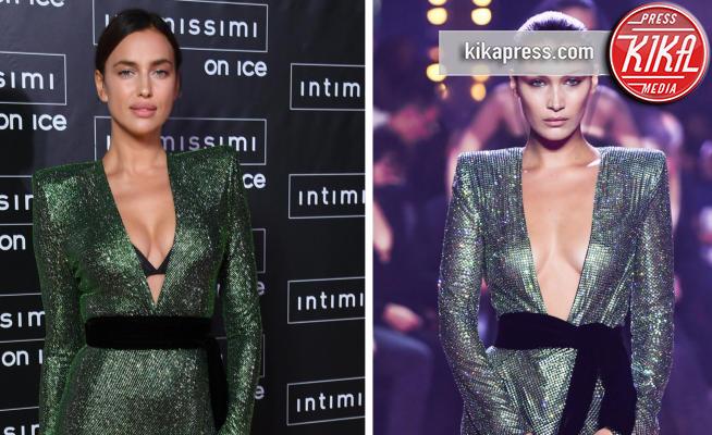 Bella Hadid, Irina Shayk - 10-10-2017 - Chi lo indossa meglio? Irina Shayk e Bella Hadid