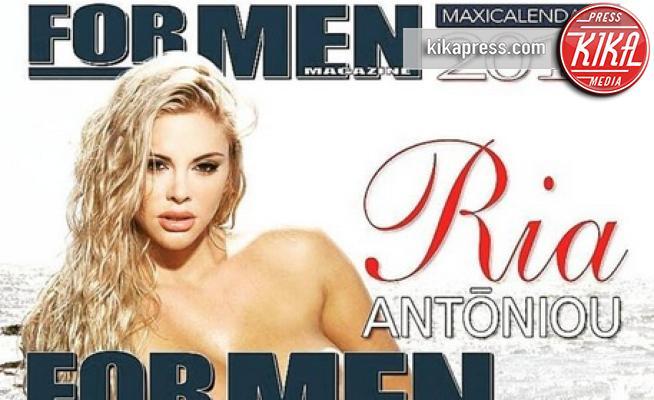 For Men Calendario.Ria Antoniou Alla Scoperta Della Musa Del Calendario For